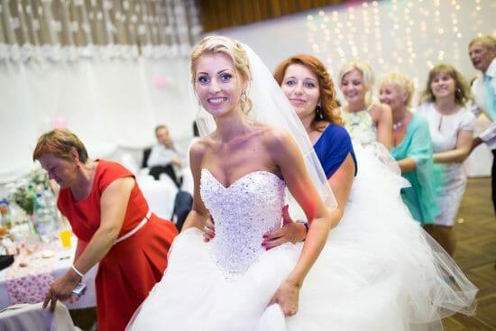 Tanec s nevestou Habovka svadba Fotograf Filip Lajčin