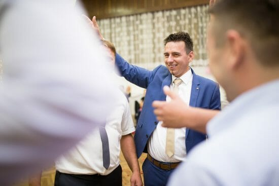 Klobúkový tanec - Svadba Habovka - Filip lajčin Fotograf