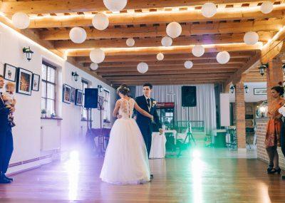 prvý tanec ženícha a nevesty